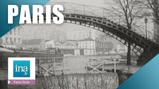 Download Pourquoi le canal Saint-Martin va-t-il être détruit ? | Archive INA Video