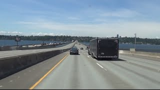 Download 2K14 (EP 39) Interstate 90 West in Seattle, Washington Video
