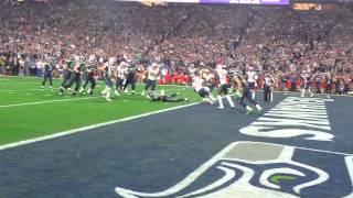 Download Patriots win Super Bowl on Butler's interception Video