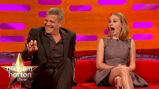 Download George Clooney May Get Arrested For Prank On Brad Pitt - The Graham Norton Show Video