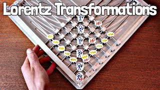 Download Lorentz Transformations | Special Relativity Ch. 3 Video