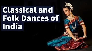 Download Classical & Folk Dances of India - Static General Knowledge Video