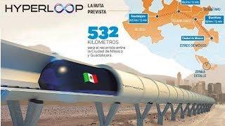 Download Hyperloop México: El único tren supersónico de Latinoamérica Video
