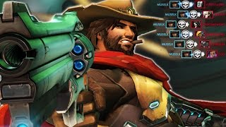 Download [Overwatch] Mcrees Perfect High-Noon Video