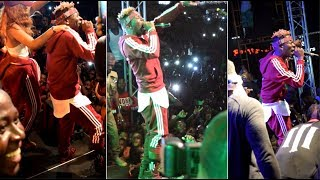 Download Shatta Storms Medikal Show with Michy, Makes Peace with Criss Waddle.. Video