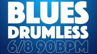 Download Blues Drumless Backing Track Video