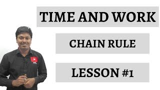 Download TIME AND WORK Chain Rule Lesson #1 Video