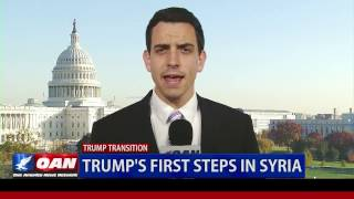 Download Trump's First Steps in Syria Video