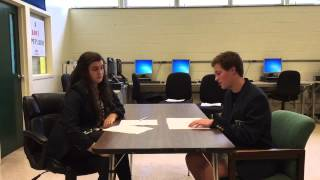 Download DECA Role Play Example Video