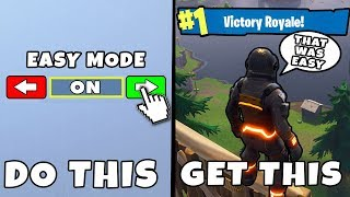 Download 5 EASY Changes That Will Get You WINS in Fortnite ~ Fortnite Battle Royale Top 5 Video