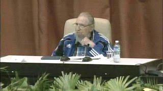 Download Palabras de Fidel Castro en el VII Congreso del Partido Video