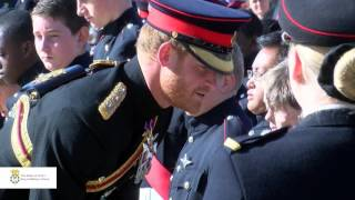 Download HRH Prince Harry visits the School Video