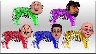 Wrong Heads Baby Bottles Lion Motu Patlu Dr Jhatka Ghasitaram