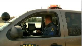 Download A day in the life of a State Trooper Video