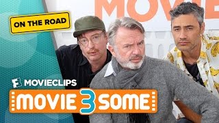 Download Sundance Special with Sam Neill & Rhys Darby: Movie3Some On The Road Video