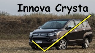Download TOYOTA INNOVA CRYSTA REVIEW    Wht To Buy Reasons Video