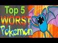 Download Top 5 Worst Pokemon Video