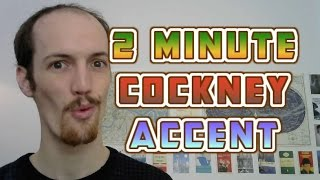 Download How To Do A Cockney Accent In UNDER TWO MINUTES Video