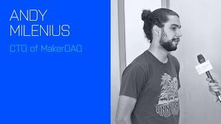 Download Andy Milenius of MakerDAO Talks To ChronoLogic about Scheduling Transactions Video