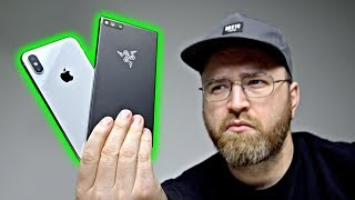 Download How LOUD Is The Razer Phone? (vs iPhone X, Pixel 2 XL, Note 8) Video