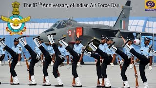 Download The 87th Anniversary of the Indian Air Force Day Video