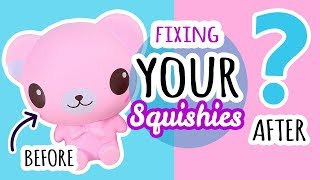 Download Squishy Makeover: Fixing Your Squishies #17 Video