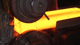 Download Seamless steel tubes production process Video