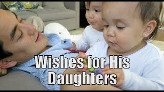 Download A Father's Hopes for his Daughters - June 07, 2015 - ItsJudysLife Vlogs Video