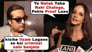 Download fardeen Khan & Suzzane Khan's Angry Reaction On Me Too Movement Video