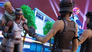 Download He was getting picked on for having NO SKIN, so I protected him with my RECON EXPERT... (emotional) Video