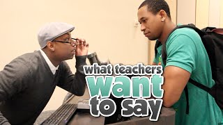 Download 87. What Teachers Want To Say: Part 2 Video