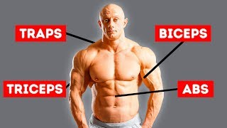 Download Only 3 Exercises to Hit Every Muscle in Your Body Video