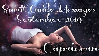 Download Capricorn ~ You are not wrong! ~ Spirit Guide Messages Sept 2019 Video
