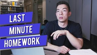 Download Last Minute Homework Video