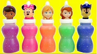Download DISNEY MICKEY MINNIE MOUSE, DOC MCSTUFFINS, DISNEY PRINCESS, Sofia the First, SLIME TOY SURPRISES Video