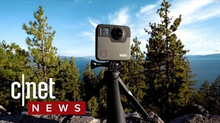 Download GoPro shows off Fusion 360 camera (CNET News) Video
