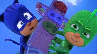 Download PJ Masks Full Episodes   PJ Masks Super HQ! ⭐️Super Moon Series ⭐️Superhero Cartoons for Kids Video