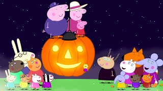 Download Peppa Pig Official Channel | Peppa Pig's Pumpkin Carving Video