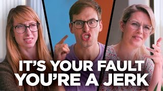 Download Don't Blame Your Crappy Behavior on Personality Tests Video