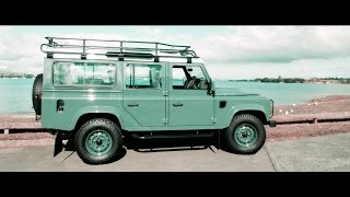 Download Land Rover Defender - REVIEW - goodbye old friend Video