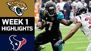 Download Jaguars vs. Texans | NFL Week 1 Game Highlights Video