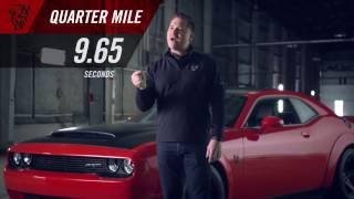 Download Demon Unleashed Challenger SRT Demon Dodge Video