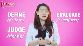 Download Vocab for IELTS: Từ vựng chủ đề GIÁO DỤC trong IELTS Video