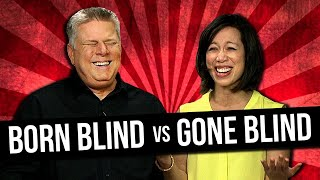 Download What Are The Differences Between Born Blind & Becoming Blind? (feat. Christine Ha) Video