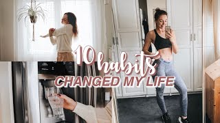Download 10 HEALTHY HABITS THAT CHANGED MY LIFE Video