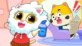 Download Naughty Baby Kitten | Learn Colors | Play Safe | Doctor Cartoon | Kids Songs | Kids Cartoon |BabyBus Video