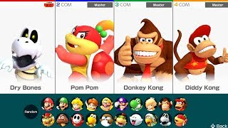 Download Super Mario Party - How to Unlock All Characters Video