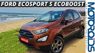 Download New Ford Ecosport S 1.0 Ecoboost Review : A Classy New Beast Video