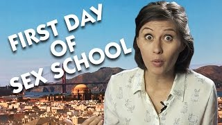 Download First Day of Sex School Video