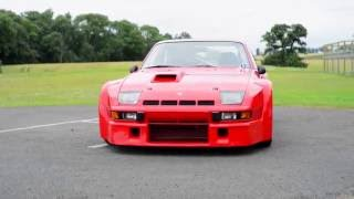 Download 1981 Porsche 924 Carrera GTR for auction at the Silverstone Classic Sale Video